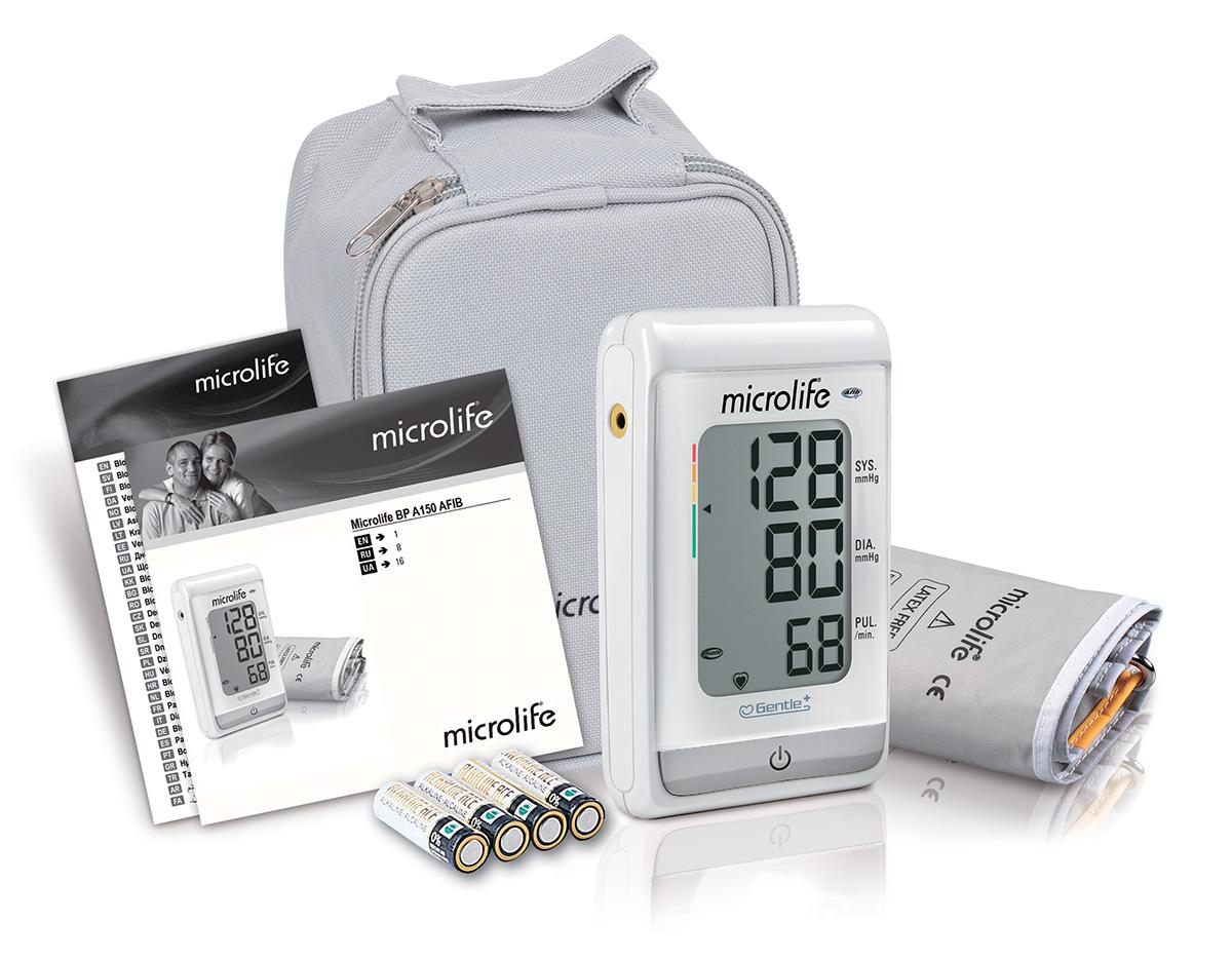 Tensiometru-digital-brat-Microlife-A150-AFIB-fibrilatie-atriala-continut